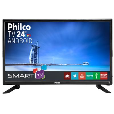 a7a509639 Smart TV Philco 4K 55
